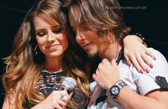 Último show de Sandy e Júnior