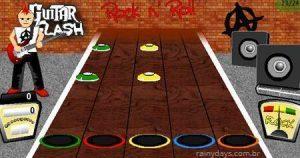 Jogar Guitar Hero online e de graça