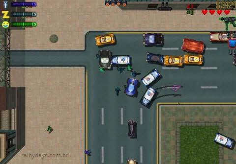 GTA e GTA 2 download Rockstar completo grátis