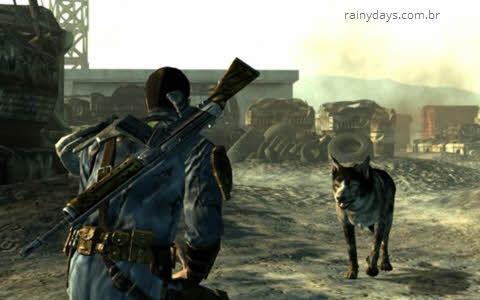 Dicas para Fallout 3