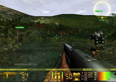Universal Combat jogo completo grátis