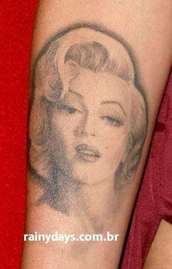 tatuagem megan fox