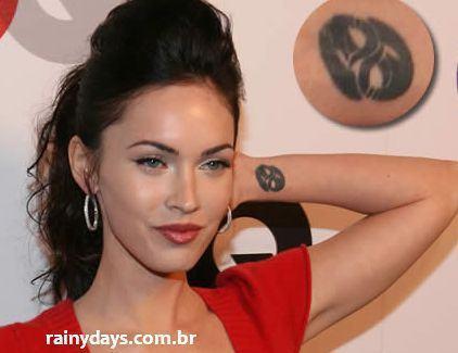 Tatuagens Megan Fox 3