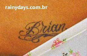 Tatuagens Megan Fox