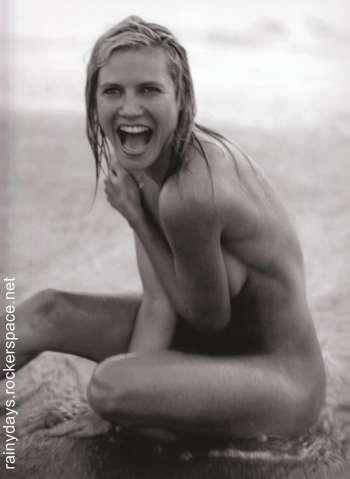 Fotos da Heidi Klum sem roupa