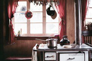 Tirar cheiro de peixe da cozinha