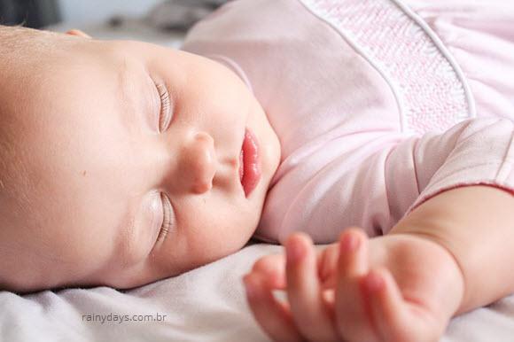 Morte súbita de bebês