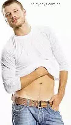 Rodrigo Hilbert sexy