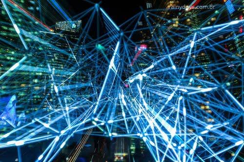 internet fibra ótica banda larga tecnologia