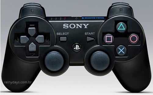 Como recarregar controle do Playstation 3