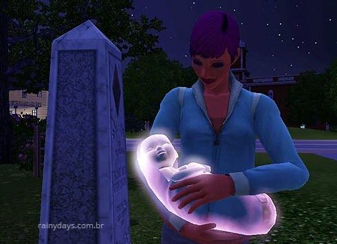 Como ter filho fantasma no The Sims 3
