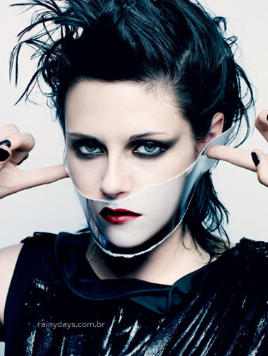 Kristen Stewart na Interview Magazine 1