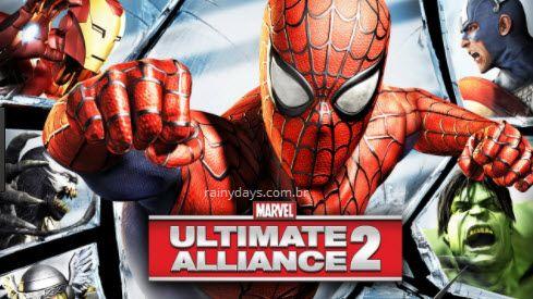 Códigos Marvel Ultimate Alliance 2 dicas e macetes