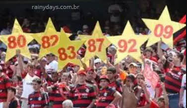 Campeão Brasileiro Flamengo 2009