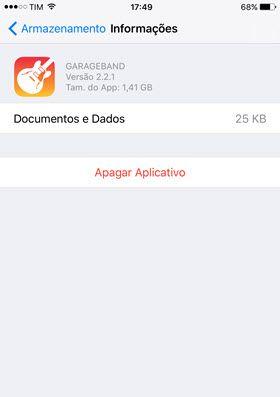 Como apagar aplicativos do iPhone facilmente 2