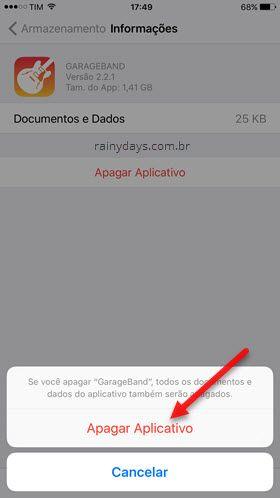 Como apagar aplicativos do iPhone facilmente