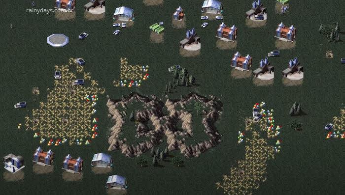 Jogo Command & Conquer Red Alert para download