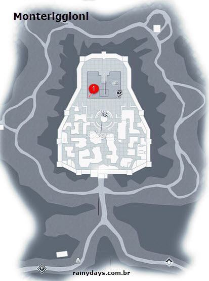 Mapas do game Assassin's Creed II (2)
