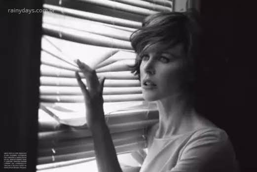 Nicole Kidman linda Vogue Itália
