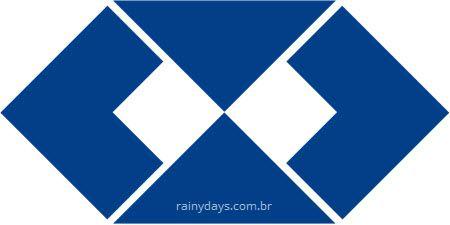 símbolo da Administração profissão insígnia