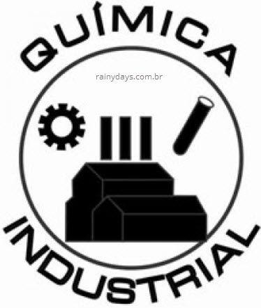 Símbolo da Química Industrial