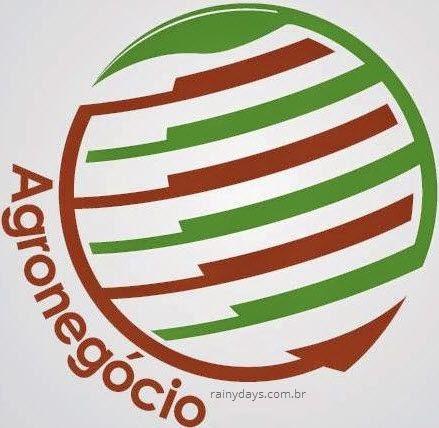 Símbolos das profissões da área de exatas Agronegócio