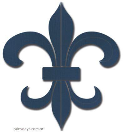símbolo de Letras profissão