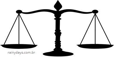 Símbolo de profissões de Humanas Direito