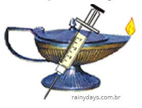 símbolo Técnico e Auxiliar de Enfermagem