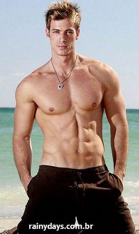 William Levy Gostoso Sem Camisa