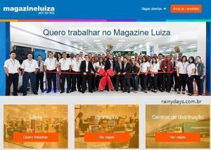 Como trabalhar na Magazine Luiza (Enviar Currículo)