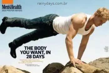 Kellan Lutz Men's Health 2010