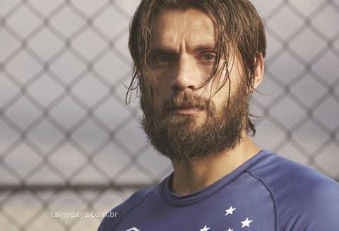 Rafael Sobis jogador de futebol bonito
