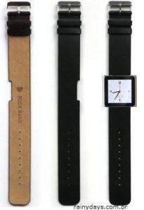 Transforme o Novo iPod Nano em Relógio de Pulso