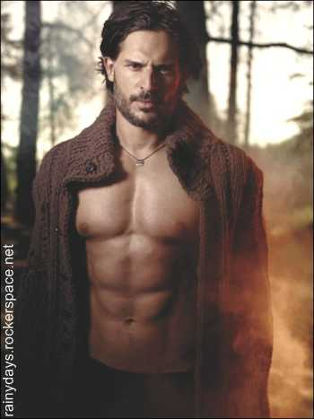Joe Manganiello na Vanity Fair