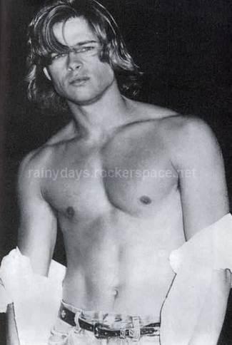 10 Fotos do Brad Pitt sem camisa