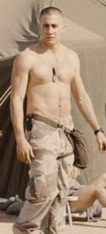 Jake Gyllenhaal Sem Camisa 1