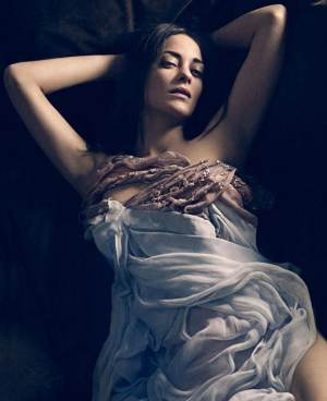 marion cotillard sexy na revista interview