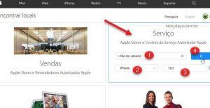 Assistência técnica da Apple no Brasil