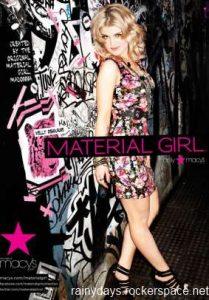 "Kelly Osbourne de ""Material Girl"" Grife da Madonna (Fotos)"