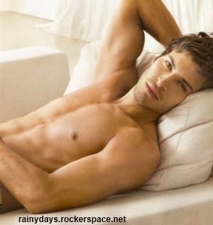 Leandro Lima modelo gostoso sem camisa