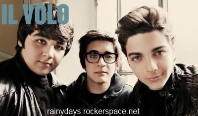 Il Volo boy band da Itália