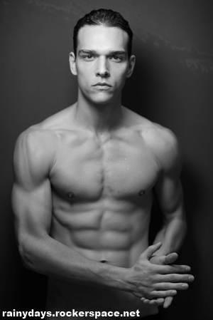 Alexandre Cunha modelo brasileiro