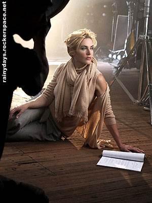 Kate Winslet novo rosto da St John