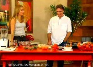 Receita do Espaguete do Herson Capri no Estrelas