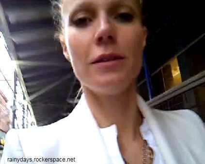 Gwyneth Paltrow no Twitter