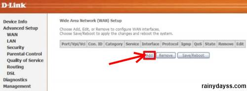 configurar velox modem D-Link 500B II 2