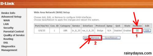 configurar velox modem D-Link 500B II a