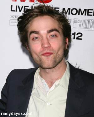 caras e boas do Robert Pattinson 2