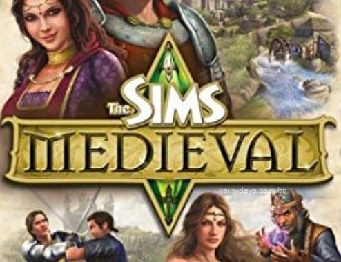 Jogo The Sims Medieval cheats, códigos